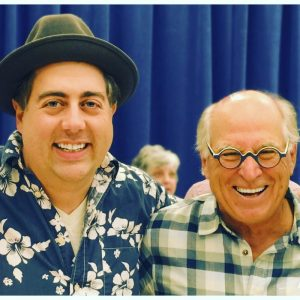 Eric with Jimmy Buffett