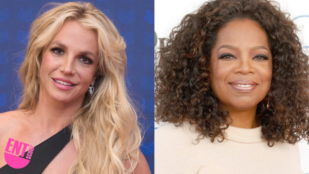 oprah and britney spears
